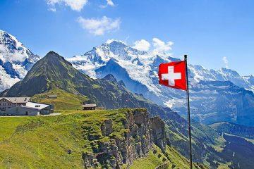 Faire du Ski en Suisse dans les station d'hiver