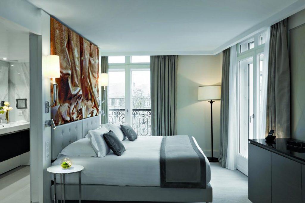Hôtels Paris avec Spa : Villa Haussman