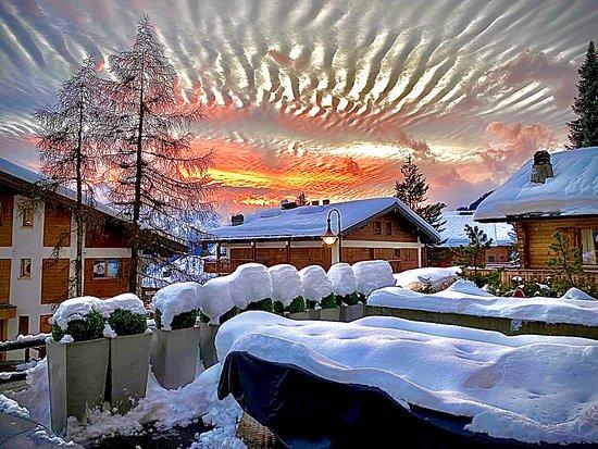 Domaine skiable en Suisse à Verbier