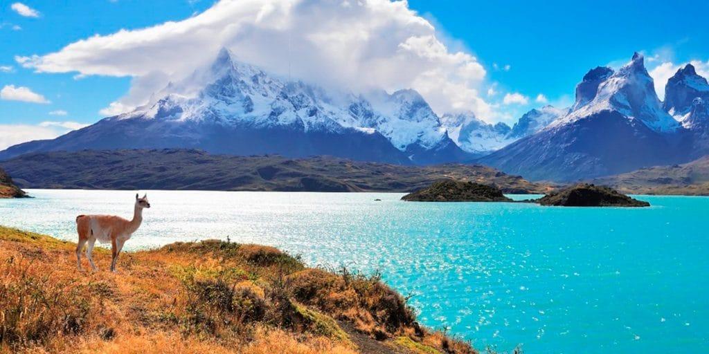 Paysage Chili avec Alpage : destination voyage sans quarnataine