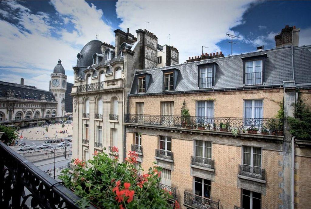 Hotel parisien à la Gare de Lyon  :  Palym