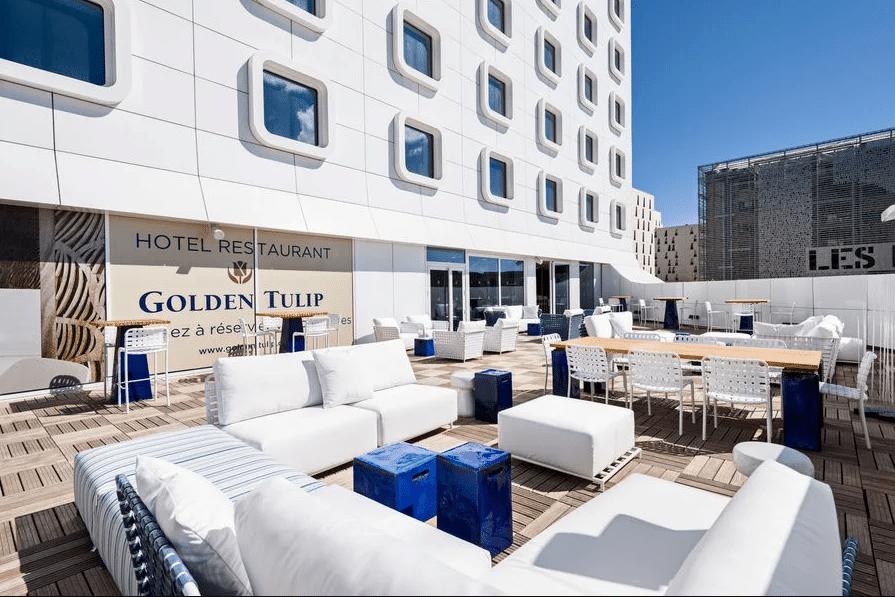 Hotel Marseille Golden Tulip