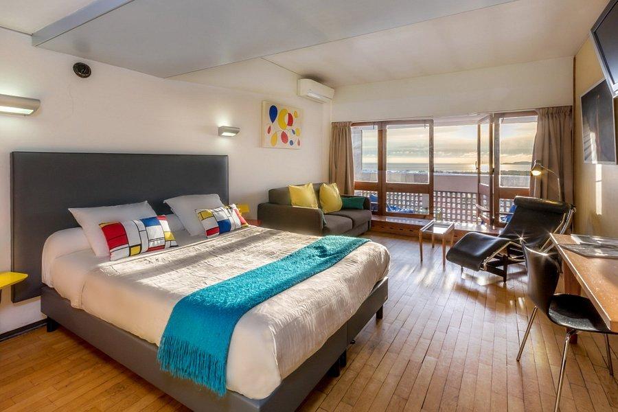 Hotel Marseille  Le Corbusier