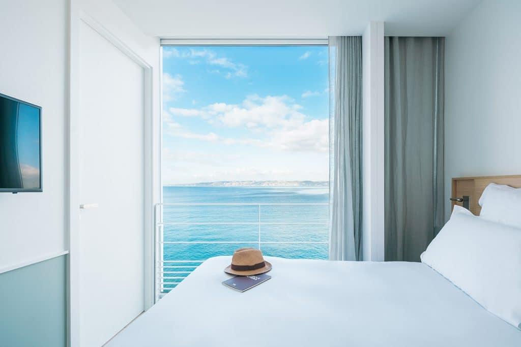 Hotel Marseille : Bord de Mer