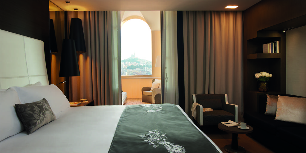 Hotel Marseille intercontinental