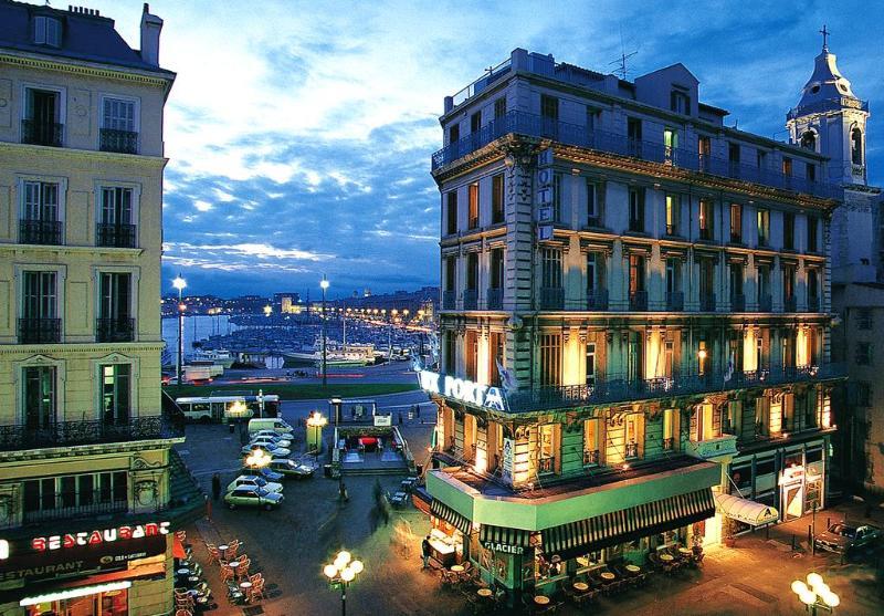 Hotel Marseille : New Hotel