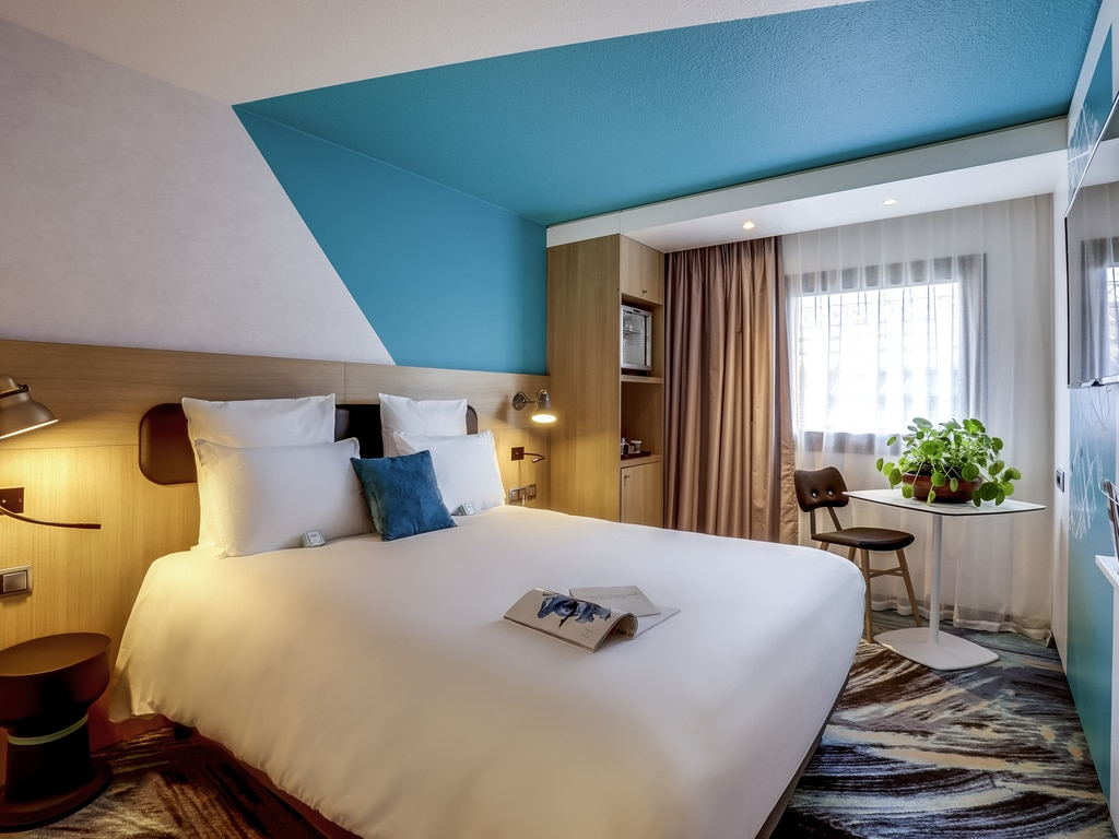 Hotel Parisien : Mercure Gare de Lyon