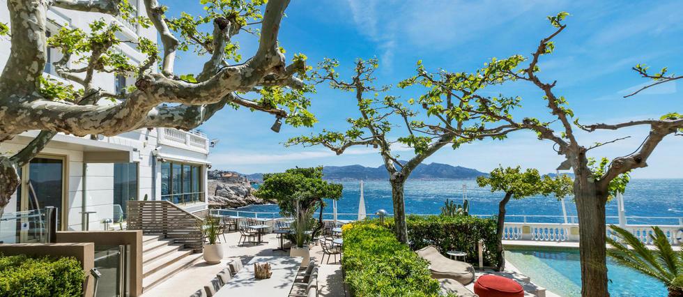 Hotel Marseille : le petit Nice