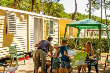 Camping en France : location mobil homes et Bungalow