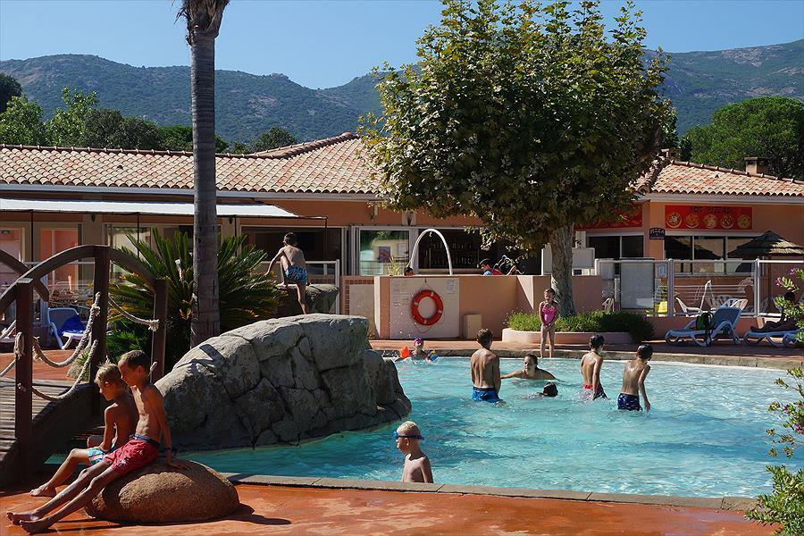 Camping International en Corse