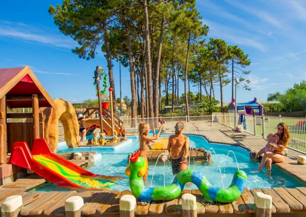Camping Marina Aléria en Corse du sud