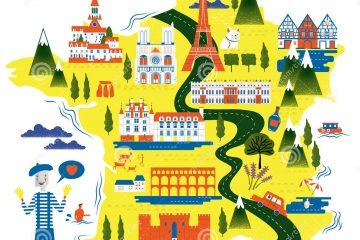 Où partir en Vacances en France : lieux à visiter