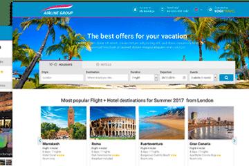 Comparez les prix des vols avec un comparateur en ligne
