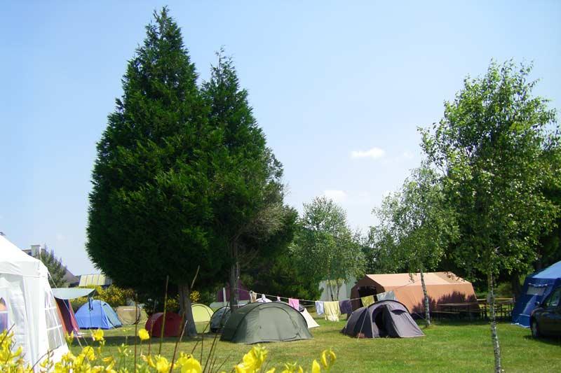 Camping Municipale des Landes en Bretagne