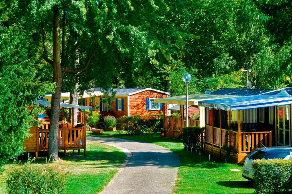 Albret Plage Camping