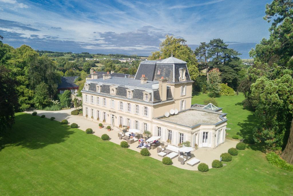 Hotel de luxe normandie : Cheneviere