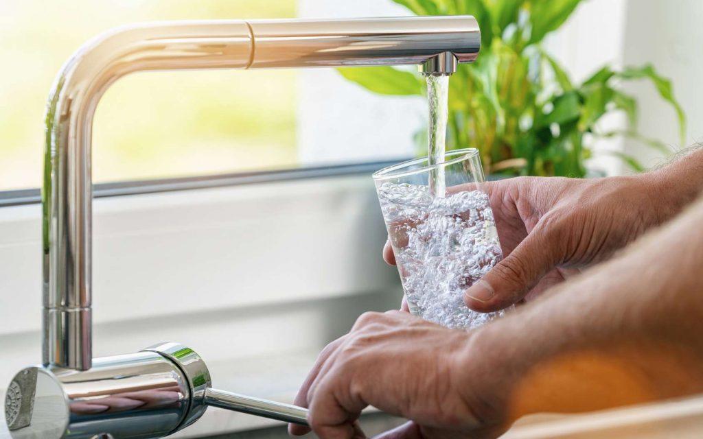 Eau potable robinet