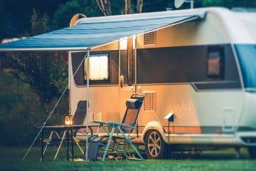 Faire du Camping : caravane, tente, camping-car