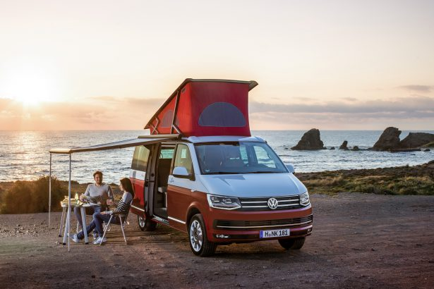 Van Camping Car