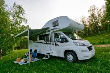 Camping car familial intégral