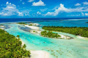 Polynésie paysage